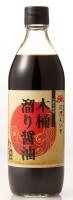 にほんいち 木桶溜り醤油 (溜り醤油) 500ml