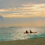 海水浴と日焼けは、肌を強くし癒やす