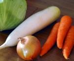 生菜食イメージ