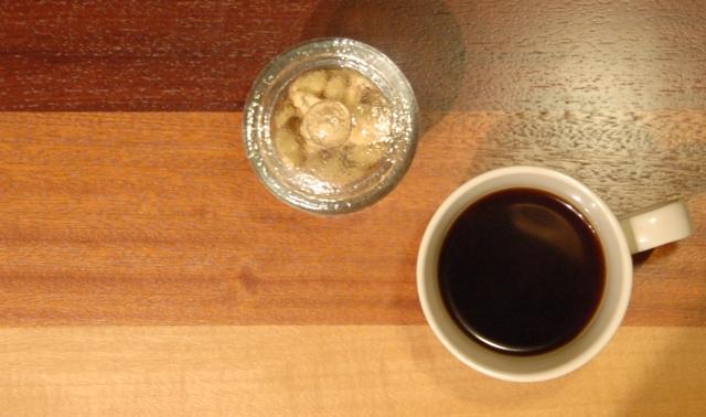 自家焙煎オーガニックコーヒー