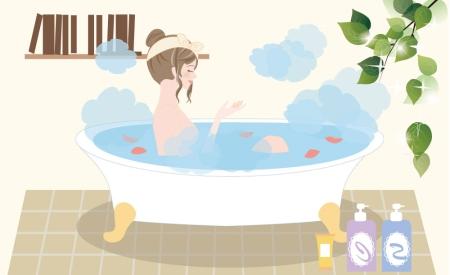水素水風呂
