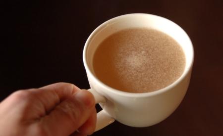 スリッパリー・エルム茶(ニレ皮の粉末茶)