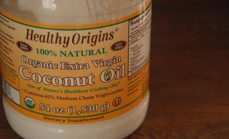 オーガニックでエキストラバージンで低温圧搾のココナッツオイル