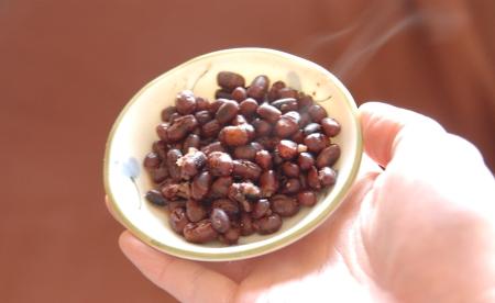 煮小豆40グラム