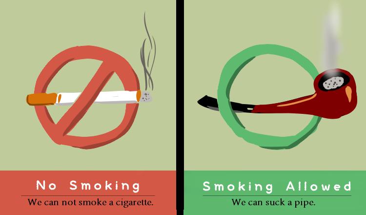 アトピーとタバコ