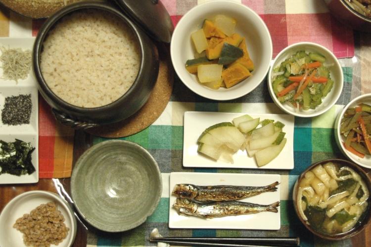 ステップ2のイメージ、和食