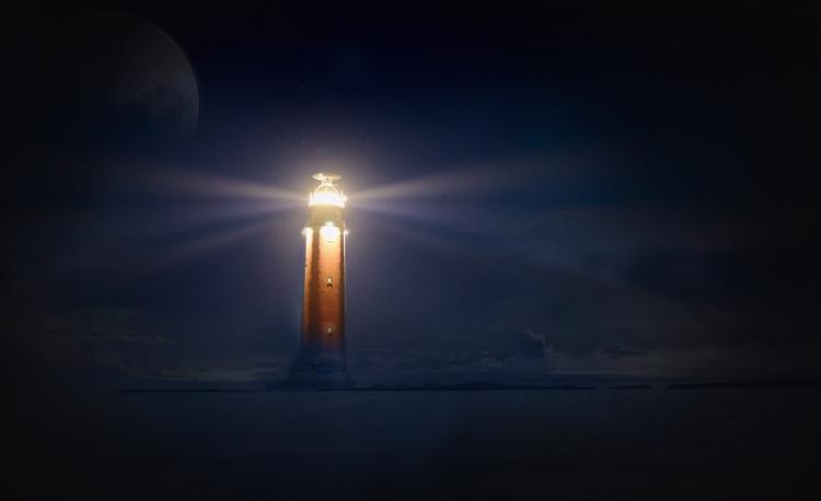 一筋の光明