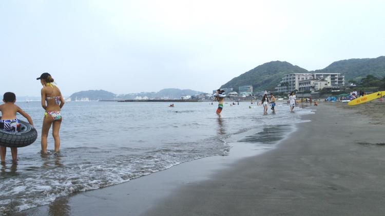 葉山海水浴場