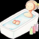 冷え対策の半身浴